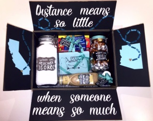 Long distance christmas gift ideas